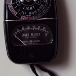 GE Exposure Meter Pre War Design DW-58