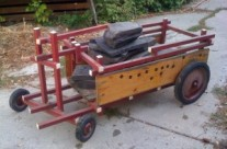 The Shop's Garden Wagon