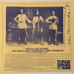 Rolling Stones Mammorial Sonic Barbecue Bootleg Cover 1973 West German Tour
